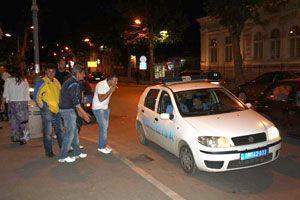 Полиција обезбеђивала ОО ДС Алексинац?