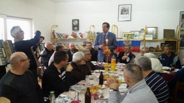 Društvo srpsko-ruskog prijateljstva Pukovnik Rajevski Žitkovac