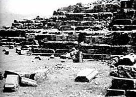 Дундалк - тврђава истопљена до темеља