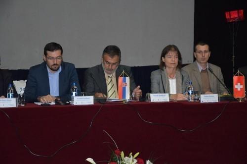 Sastanak upravnog odbora Evropskog PROGRES-a u Aleksincu