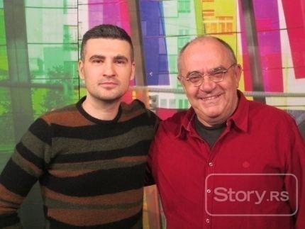 Feđa Stojanović: Mislim da sam srećan čovek