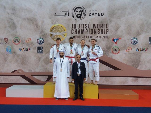3. место - Светско првенство за јуниоре, Абу Даби, УАЕ