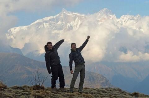 Српски параглајдисти оборили рекорд на Хималајима