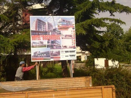 Отварање мотела до краја фебруара, аутлет од маја у Алексинцу