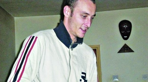 Darko Vukadinović, utopljenik