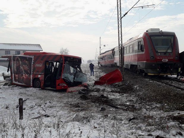 """Tužilaštvo traži maksimalnih osam godina robije za vozača """"autobusa smrti"""""""