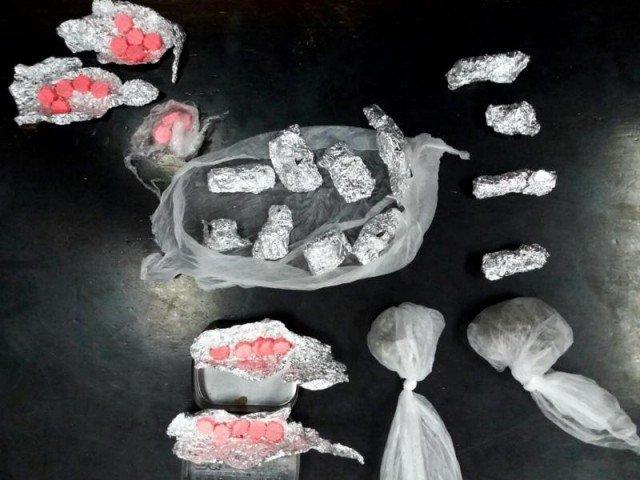 Шанкер ухапшен због продаје марихуане и МДМА таблета