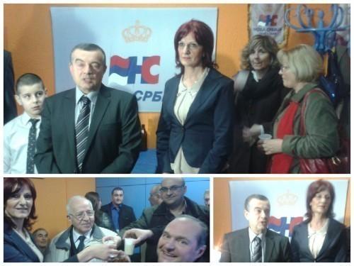 Nova Srbija proslavila slavu