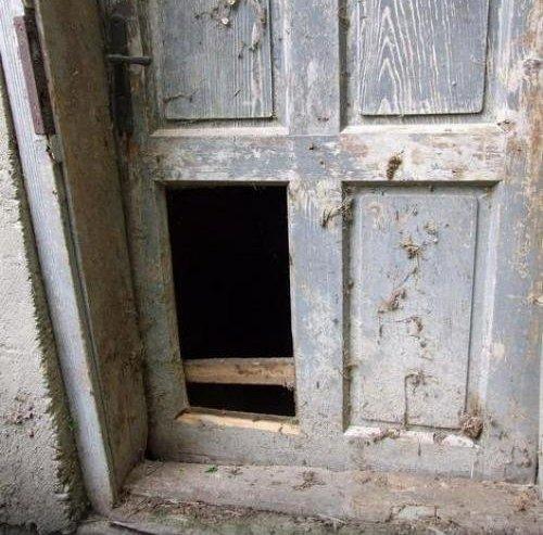 Lopovi se uvukli kroz polomljena vrata