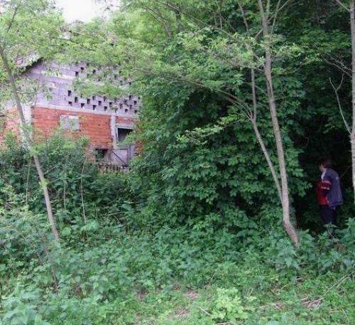 Objekat u kojem su se nalazili prasici je na kraju sela