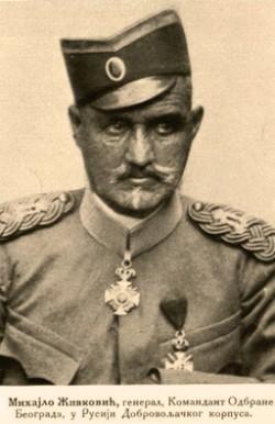 Михајло Живковић Гвоздени