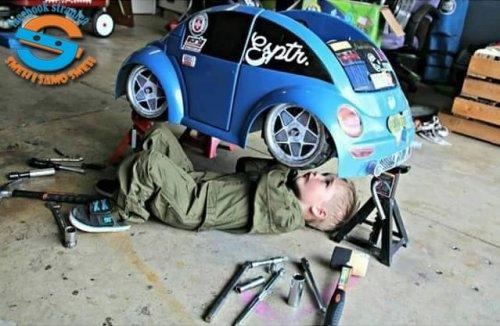Ауто-механичари у пореском рају