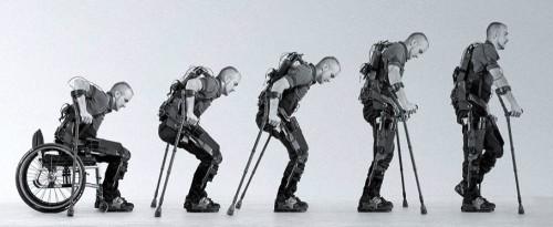 Роботски егзоскелети су ту и они мењају животе