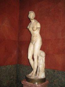 """Венера из Тауриде, 3. век пре нове ере. Музеј """"Државни Ермитаж"""", Санкт Петербург"""