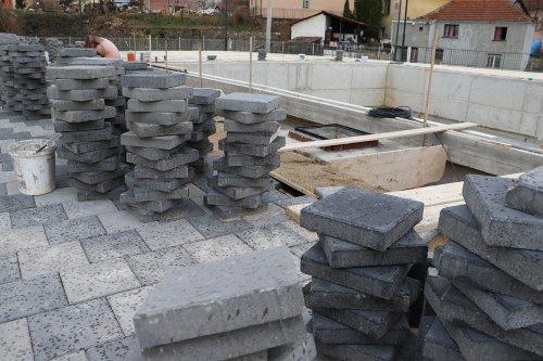 илустрација: изградња базена у Сврљигу, Сврљишке новине