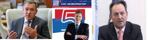 Tadić i Vučić u predizbornoj koaliciji u Aleksincu?