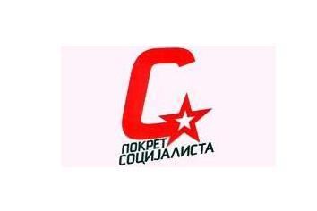 Честитка Покрета социјалиста за 1. мај