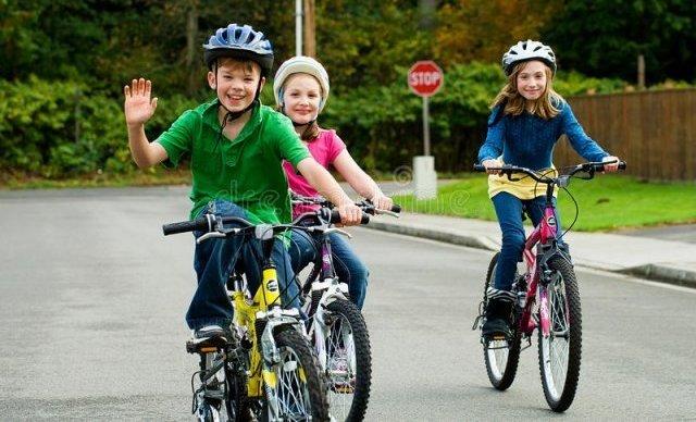 Biciklističko takmičenje u okviru Dečje nedelje