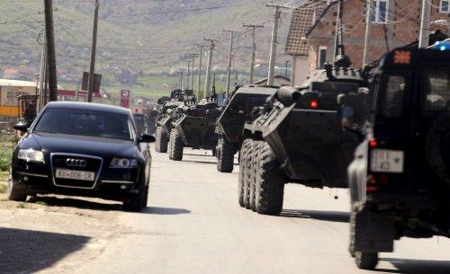 Teroristi ili naoružane grupe?