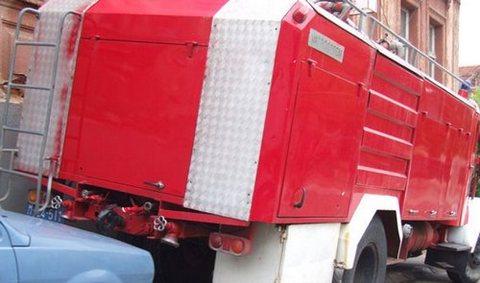 U Aleksincu dva požara bez povređenih