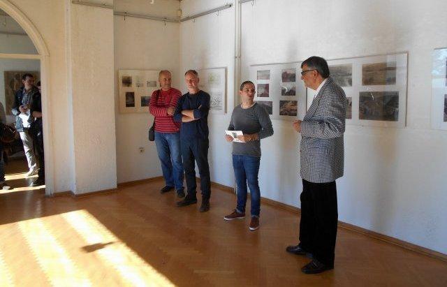 Отворена изложба слика Владе Јанковића