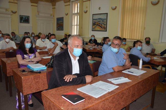 Održana Konstitutivna sednica Skupštine opštine