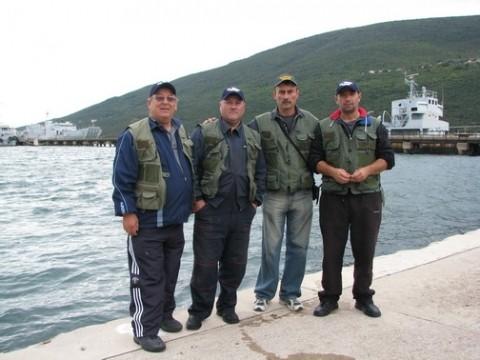 Трњански риболовци на такмичењу у Игалу