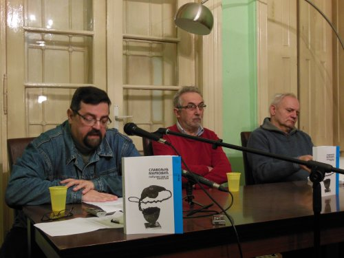 """Predstavljena knjiga Slavoljuba Markovića """"Pobunio sam se životom"""""""