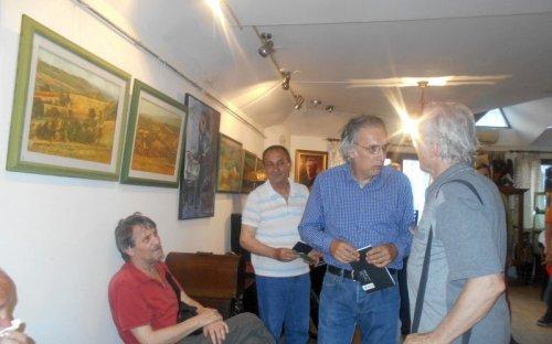 Алексинчани сликама представили себе и свој град у Прокупљу