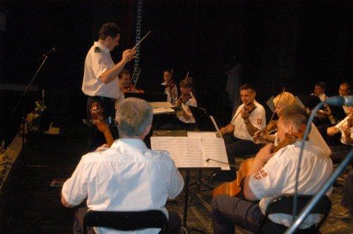 Reprezentativni orkestar Vojske Srbije u Aleksincu