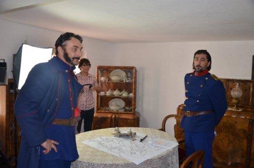 Почело снимање играно-документарног филма о пуковнику Рајевском