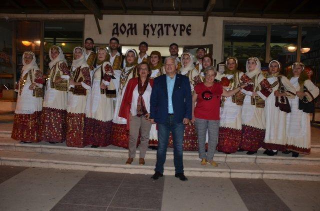 Делегација грчког града Лаврио је посетила Алексинац