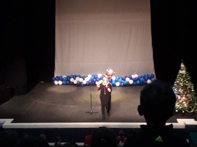 Леонтина одржала концерт у Алексинцу