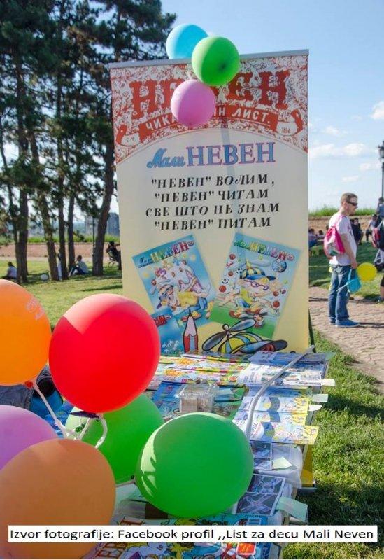 Један од најстаријих часописа за децу у Србији