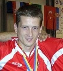 Александар Стојковић члан репрезентације ООГН