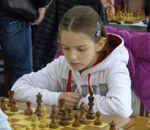 Анастасија Војиновић осигурала медаљу