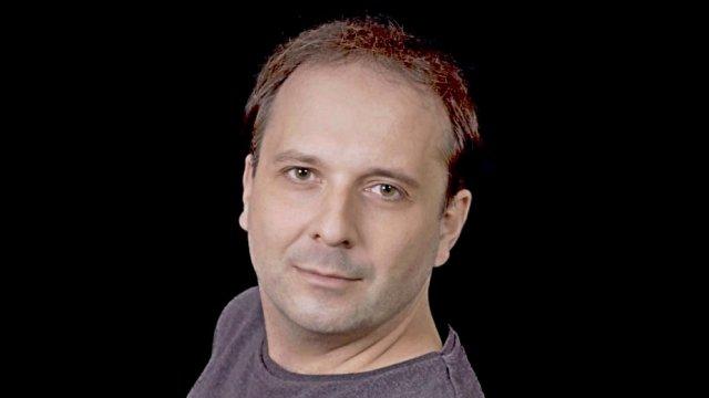 Андреј Шепетковски, глумац и уметнички директор Београдског драмског позоришта
