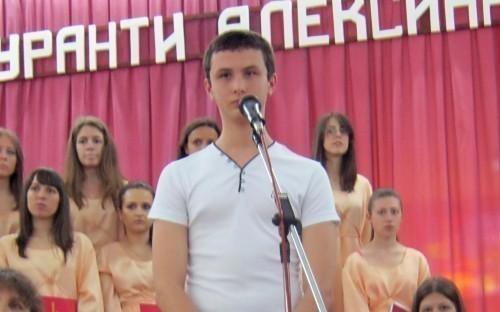 Дарко Стевановић из Алексинца најбољи у беседништву
