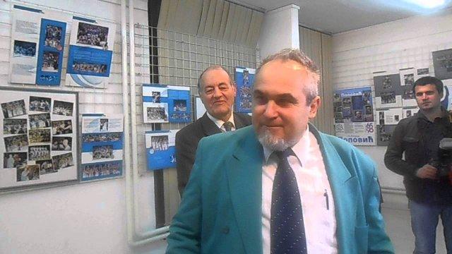 Akademikova podrška Đokoviću