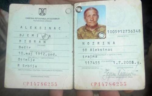 Многобројна породица Дибрани у Нозрини има и једног стогодишњака