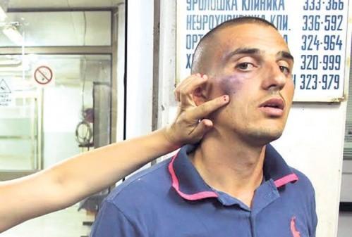 Курир: Нокаутирали га у полицијској станици