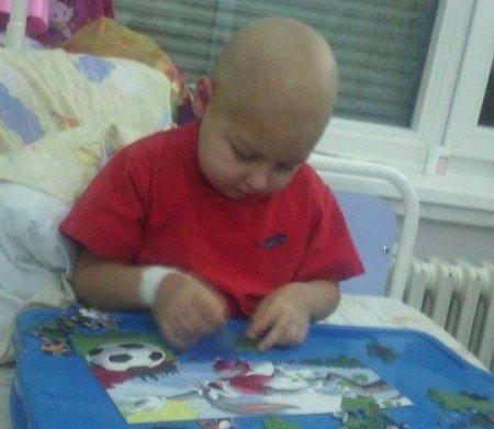 Помоћ малој Милени која болује од леукемије