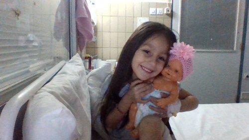 Neophodna pomoć za lečenje Milene Petrović