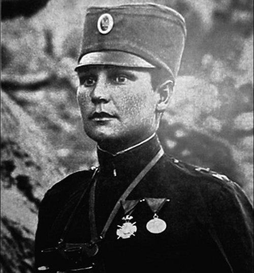 Na današnji dan - Milunka Savić