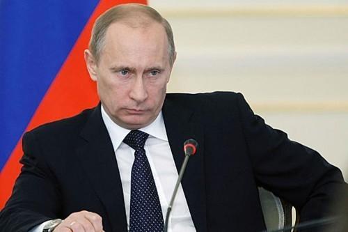 U radno vreme na doček Putina