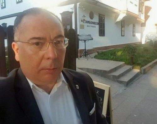 Vule Vuković, predsednik KK Prokuplje