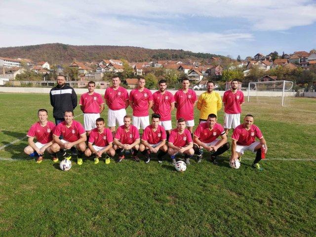 Екипа ОФК 'РУТЕВАЦ 1908' са данашње утакмице