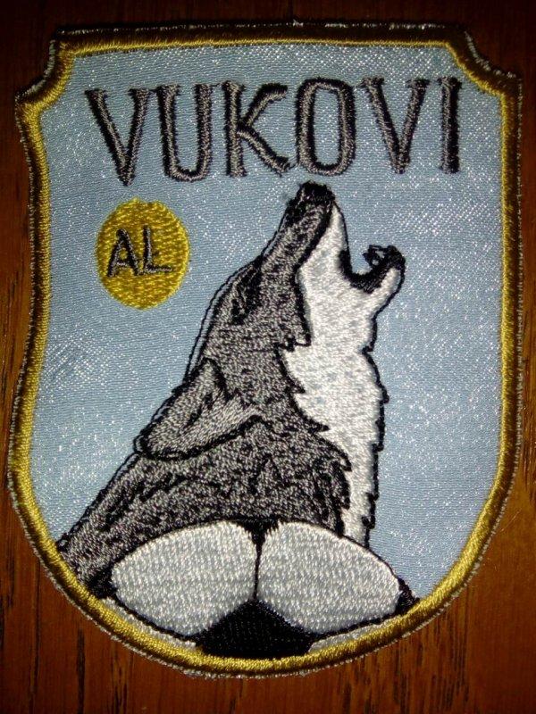 Grb OŠF ''VUKOVI'' Aleksinac
