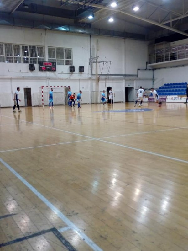 Детаљ са утакмице Пирот-Алексинац 2015