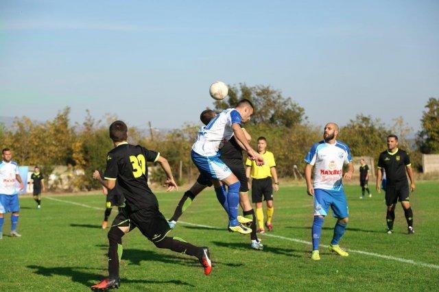 Detalj sa utakmice Morava-OFK Brzi Brod